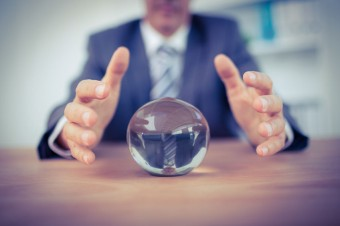 Come to Brussels and bring your own crystal ball