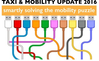 Taxi & Mobility Update 2016: Smartly solving the Mobility Puzzle