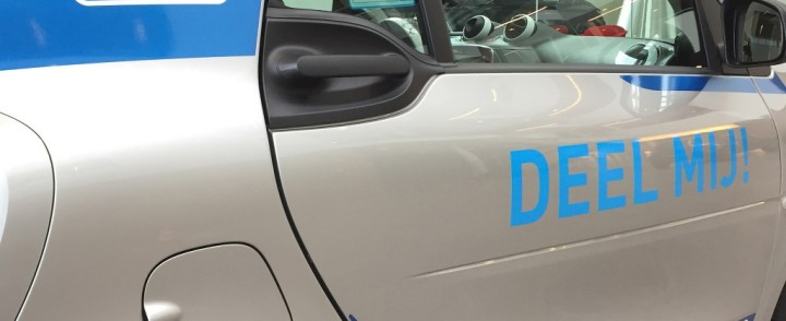 car2go starts in Brussels