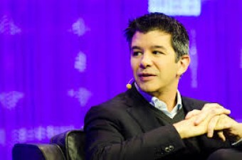Uber's boss looks to the future