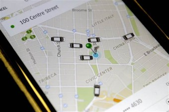 In Movement Uber gives some access to its traffic data