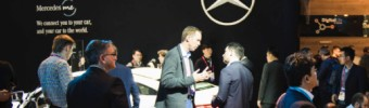 Mercedes-Benz at the Mobile World Congress 2017: Digitization as a control lever for the future of mobility