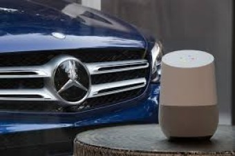 Mercedes-Benz makes customers' lives easier with Google Home and Amazon Alexa