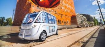 First autonomous electric shuttles arrive in Quebec – Keolis Canada and NAVYA demonstrate at UITP Congress