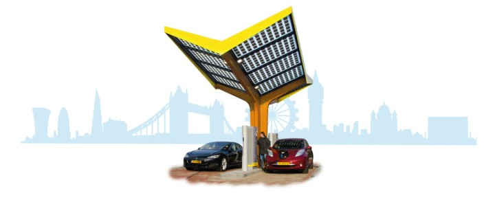 Fastned starts expansion to London
