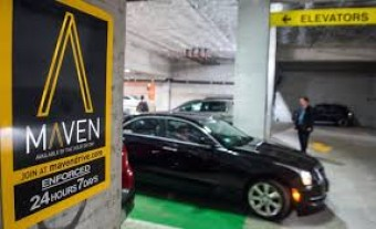 GM's Maven assembling building blocks for ride, delivery services