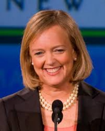 Meg Whitman (CEO HP) says she's not going to Uber