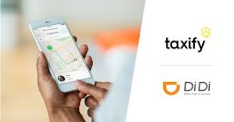 Taxify announces strategic partnership with Didi Chuxing