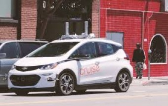 Cruise is running an autonomous ride-hailing service for employees in SF