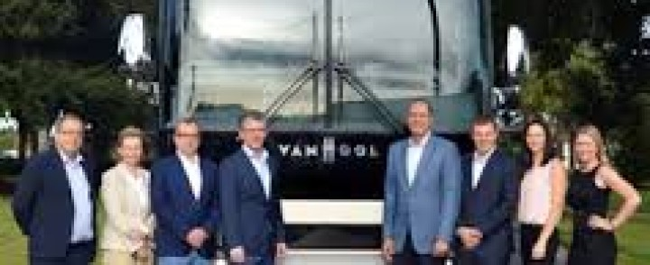 ABC Companies and Van Hool mark 30 years as family ventures