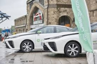 Clever and climate-friendly: 20 Toyota Mirai for Hamburg