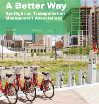ACT shines spotlight on Transportation Management Associations in new publication