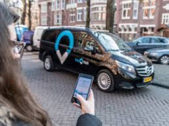 ViaVan launches in Amsterdam, Berlin opening still pending