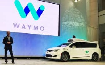 Waymo 360-degree video shows how autonomous vehicles wor