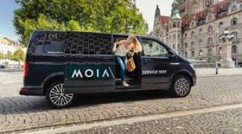 "Taxen-Union Hamburg: ""The MOIA test operation with up to a 1.000 vehicles should not be approved"""