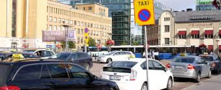 Taxi Helsinki started offering fixed-fare trips